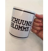 Urban Merch Beker 'Schuune Blomme'