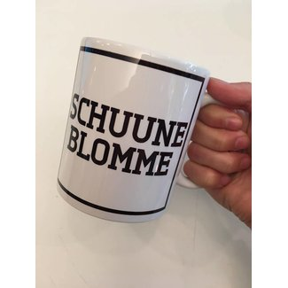 Urban Merch Mug 'Schuune Blomme'