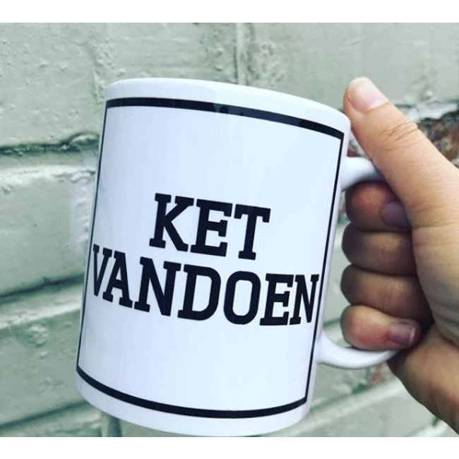 Tasse à Café  'Ket Vandoen'