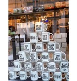Urban Merch Mug  'Ge Ga Hard Of Ge Ga Nie'