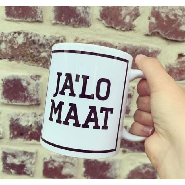 Urban Merch Mug 'Ja'lo Maat'