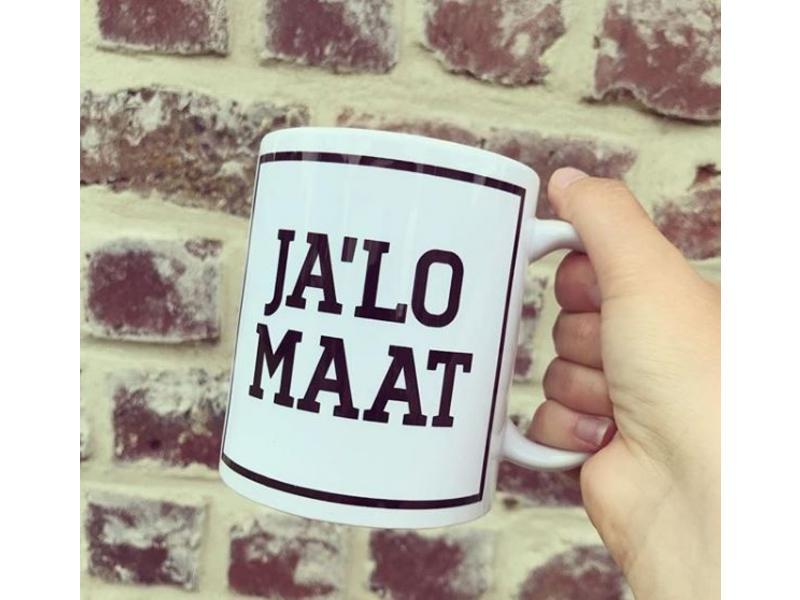 Urban Merch Tasse à Café  'Ja'lo Maat'