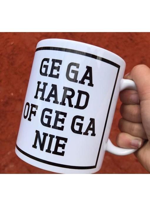 Mug 'Ge Ga Hard Of Ge Ga Nie'