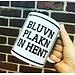 Urban Merch Mug  'Bluvn Plakn In Hent'