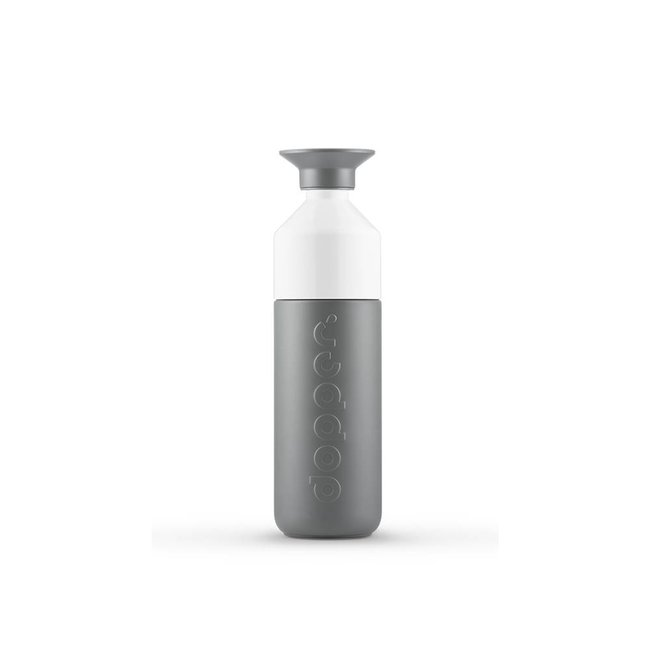 Thermos / Isoleerfles 'Dopper Insulated 580 ml' (glacier grey)