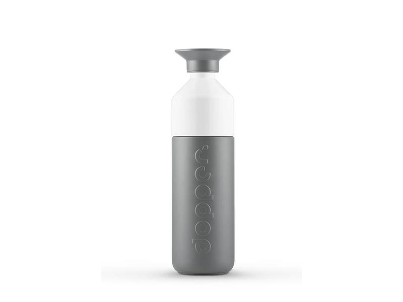 Dopper Thermos / Isoleerfles 'Dopper Insulated 580 ml' (glacier grey)