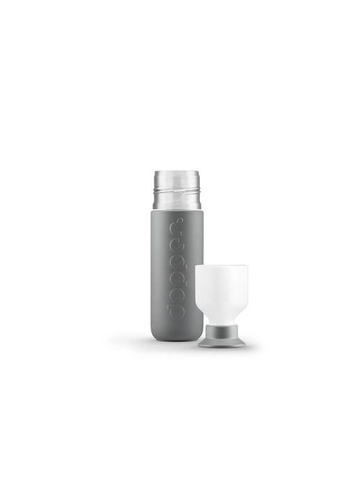 Thermos / Bouteille Isolée 'Dopper Insulated 350 ml' (gris)