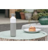 Dopper Thermos / Insulated bottle 'Dopper Insulated 350 ml' (glacier grey)