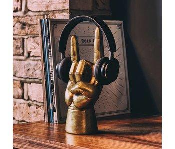 Houder voor Hoofdtelefoon 'Rock On'