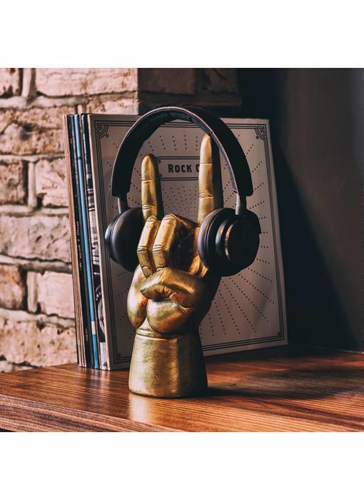 Headphone Stand 'Rock On'