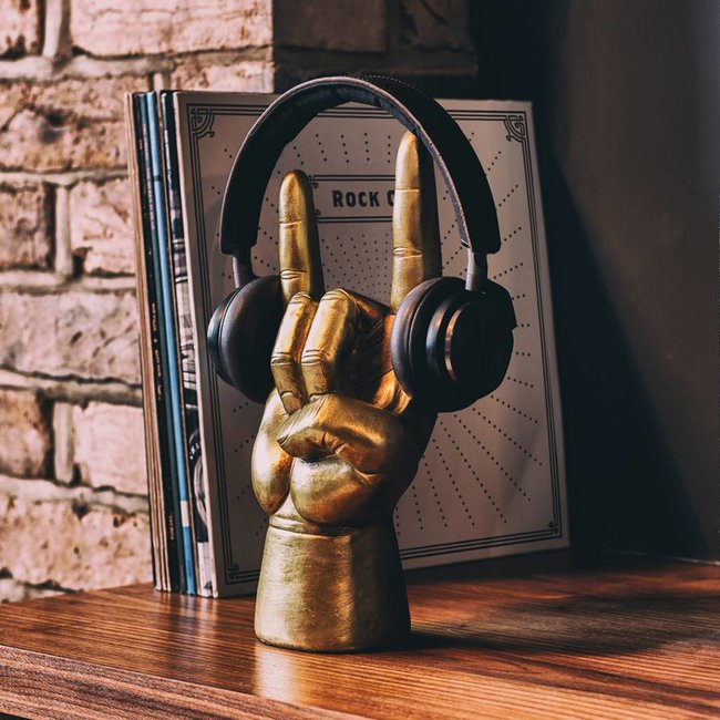 Luckies - Headphone Stand Rock On