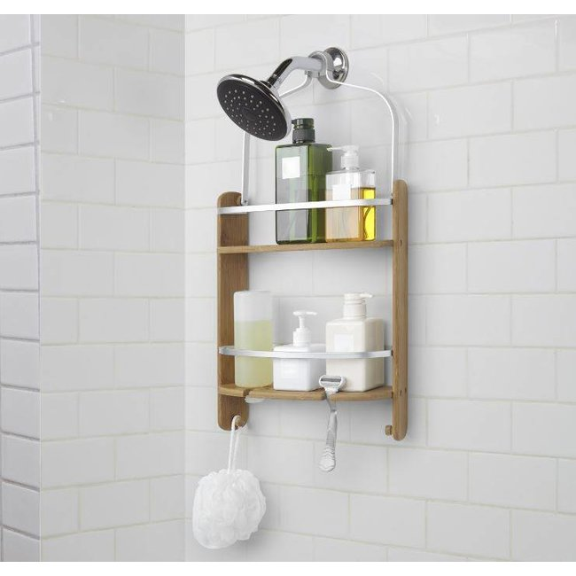 Umbra Shower Caddy Rack 'Barrel' (natural)