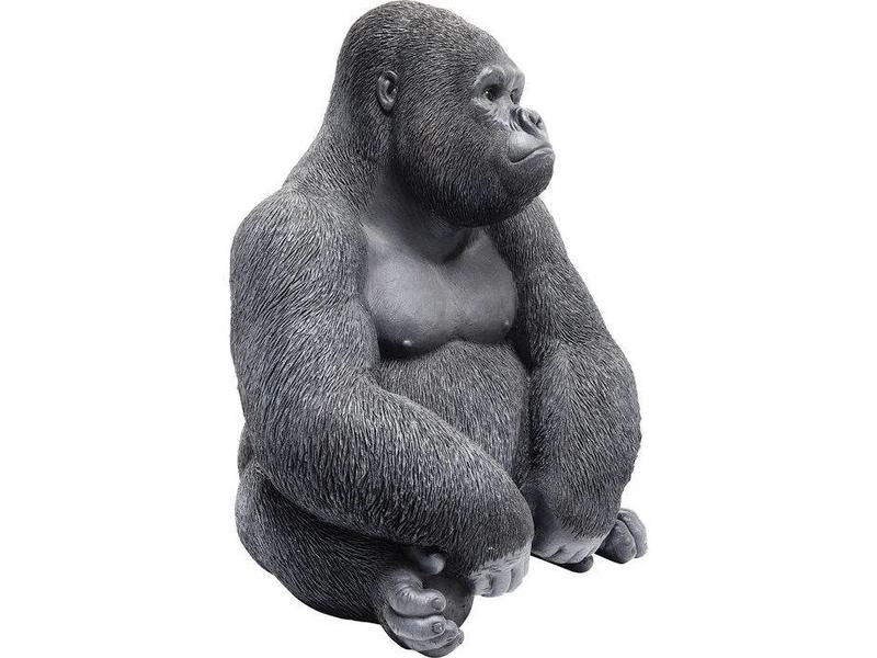 Karé Design Deco Statue 'Gorilla Monkey' (medium)
