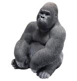 Karé Design Deco Beeld 'Gorilla Aap' (medium)