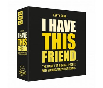 Jeu de Party 'I Have This Friend'