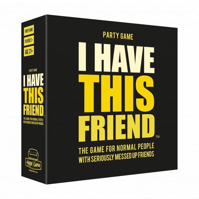 Jeu de Party 'I Have This Friend'