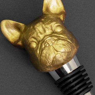 Luckies Flesstop 'Bulldog - Wine Canine'