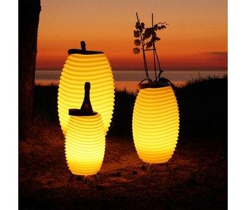 Haut-Parleur + Lampe LED + Refroidisseur à Vin 'Synergy 50' (medium)