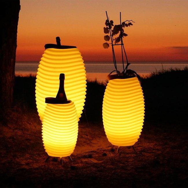 Bluetooth Speaker + Lamp + Wijnkoeler Synergy 50 Stereo (medium)