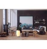 Kooduu Speaker + LED Lamp + Wijnkoeler 'Synergie 50' (medium)