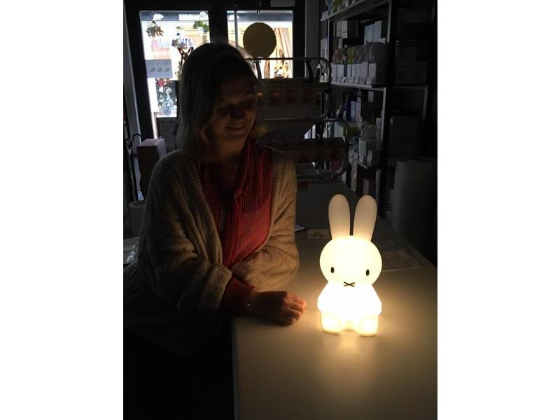 Mr Maria Lampe 'Miffy Première Lumière'