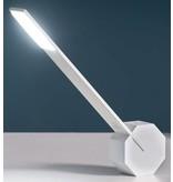 Gingko Desk Lamp 'Octagon One' (white)