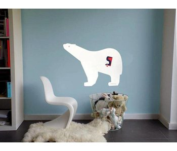 Magnetic Board & Whiteboard 'Polar Bear XL'