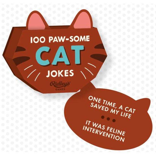 100 Cat Jokes