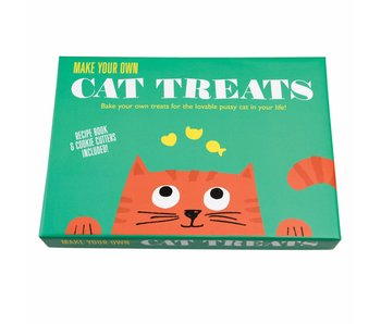 Make Your Own 'Cat Treats'