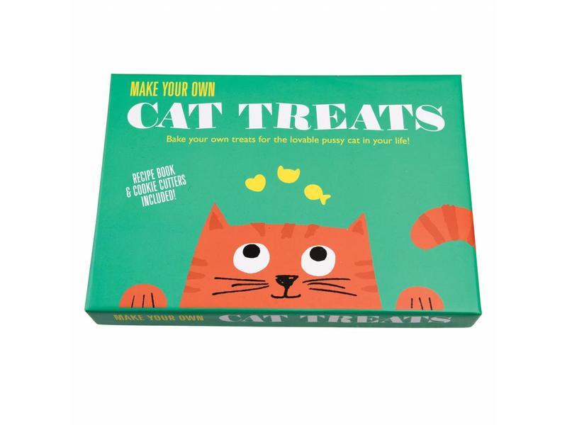 Maak je eigen 'Kattensnoepjes'