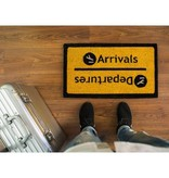 Fisura Carpette 'Arrivals/Departures'