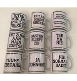 Urban Merch Beker 'Oastemblieft ze!'