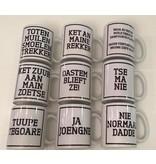 Urban Merch Beker 'Nie Normaal Dadde'