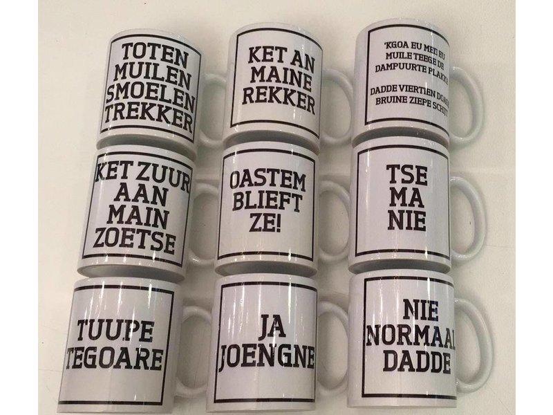Urban Merch Tasse 'Nie Normaal Dadde'