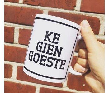 Tasse 'Ke Gien Goeste'
