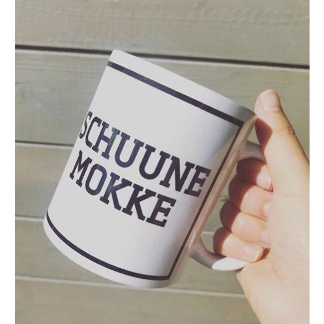 Urban Merch Beker 'Schuune Mokke'