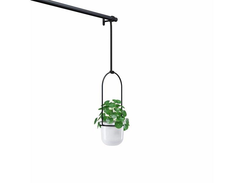 Umbra Umbra - Plant Hanger Triflora - white/black
