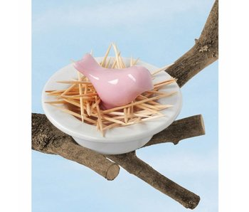 Toothpick Holder 'Bird's Nest'