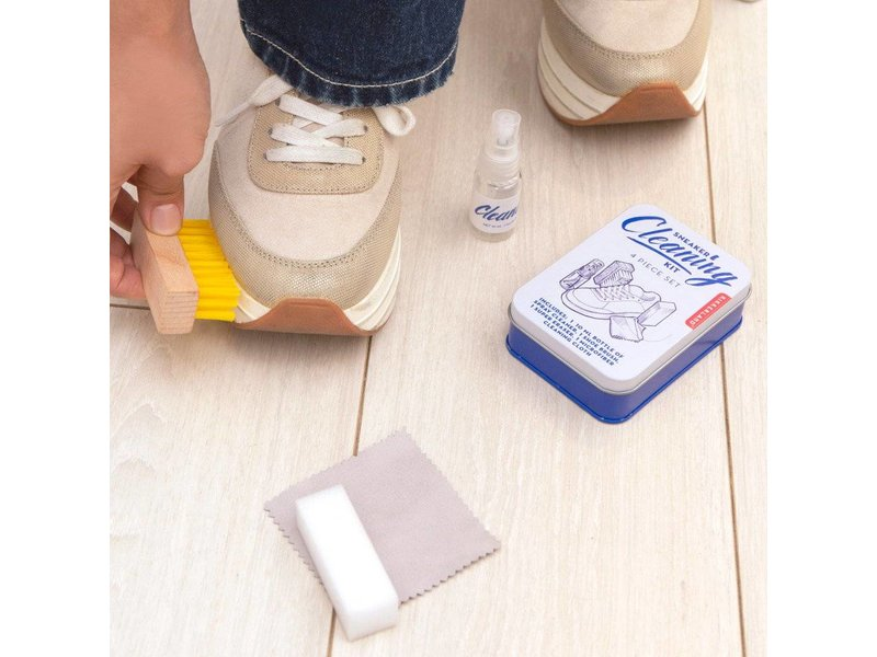 Kikkerland Emergency Sneaker Cleaning Kit