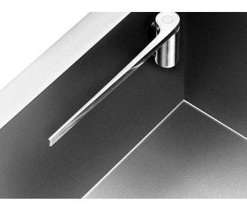 Magnetische Vaatdoekhouder (staal - recht)