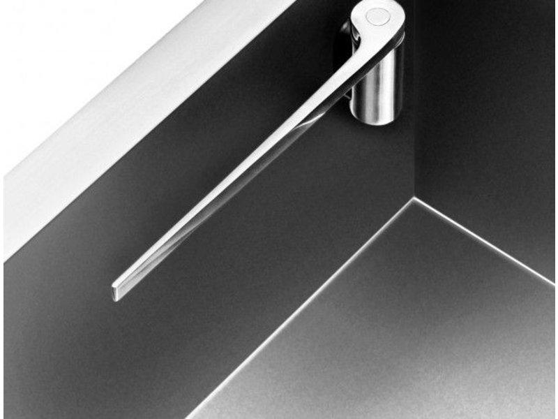 Magisso Magnetische Vaatdoekhouder (staal - recht)