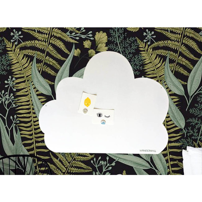 Wonderwall Magnetic Board & Whiteboard 'Cloud XL'