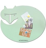 Wonderwall Magnetic Board 'Fox' (mint)
