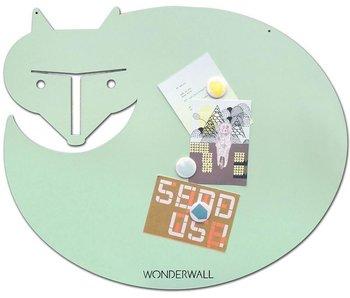 Magnetic Board 'Fox' (mint)