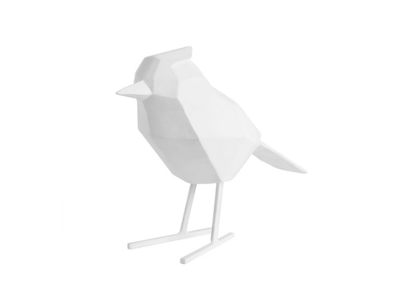 Present Time Origami Statue 'Bird' (large)