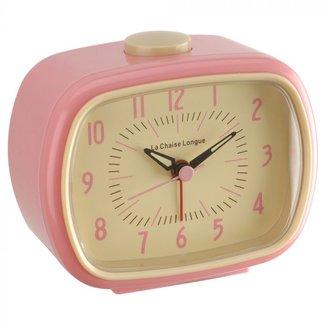 Retro Alarm Clock (pink)