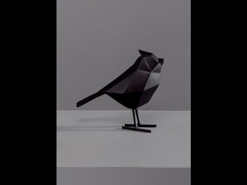 Present Time Statue Origami 'Oiseau' (grand)