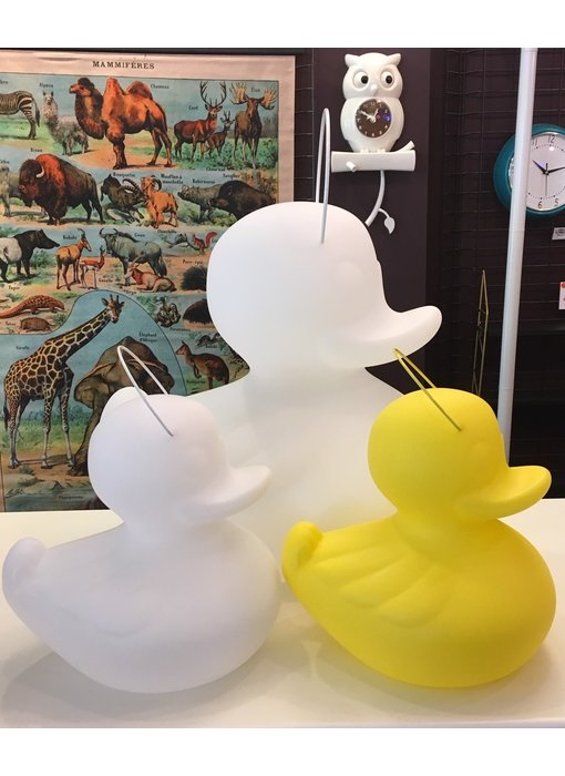 Duck Duck Lamp (small - geel - color changing)