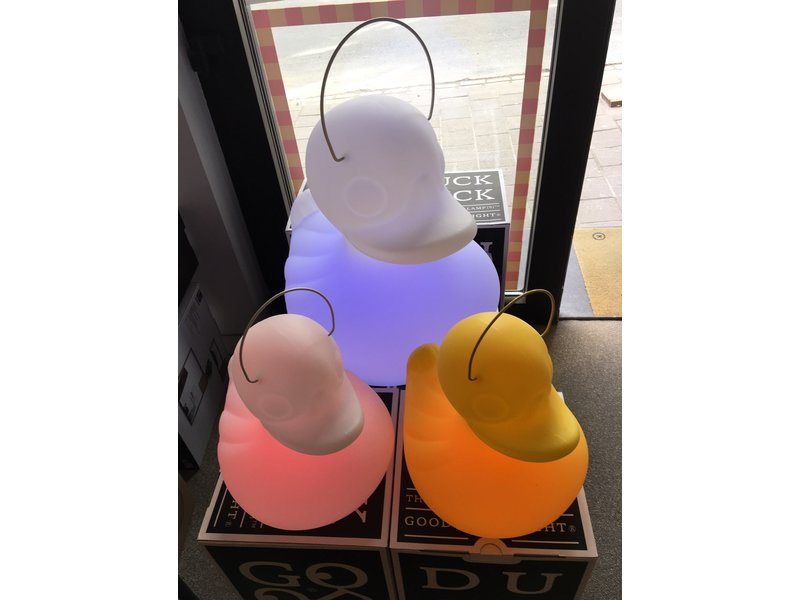 Goodnight Light Duck Duck Lamp (small - geel - color changing)