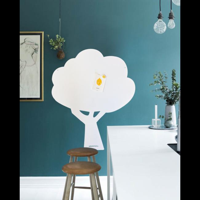 Wonderwall Whiteboard - Memo Board - Magnetic Board  Tree XL